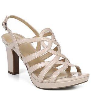 Naturalizer Mauve Shiny Heels